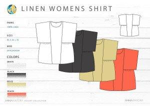 AnnaWiktoria Resort Retailing Womens Shirt