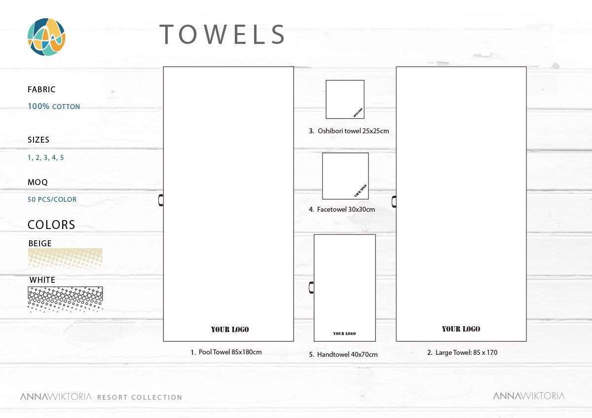 AnnaWiktoria Towels